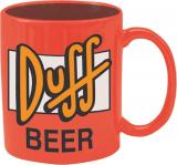 Simpsons hrnček Duff Beer
