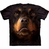 3D tričko The Mountain - Rottweiler