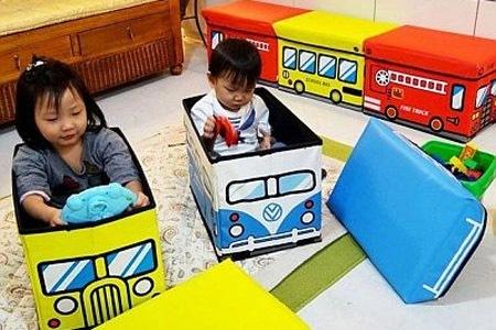 22c33f6e5 Skladací úložný box a sedačka pre deti | NajDarčeky.eu