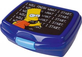 Simpsons desiatový box Bart