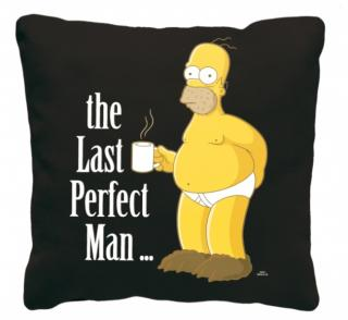 Vankúš Homer - The Last Perfect Man