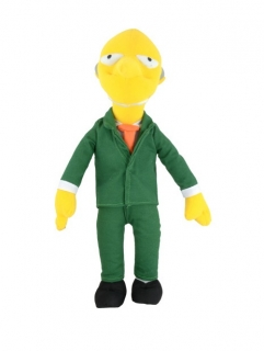 Simpsons plyšový Mr.Burns 37cm