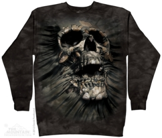 3D mikina The Mountain - Breakthrough Skull veľ.XL