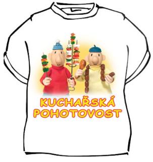 5d950221d55b Tričko Pat a Mat - Kuchárska pohotovosť empty