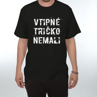 1ca9439a45 Pánske tričko - Vtipné tričko nemali empty
